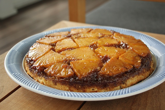 Pineapple Upside-Down Coconut Cake (4)