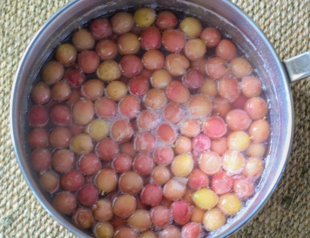 how to make fruit jam without pectin