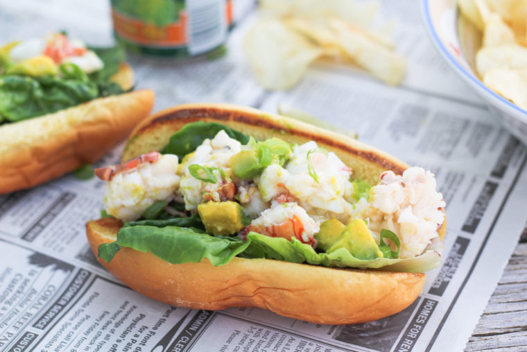 Florida Lobster Rolls