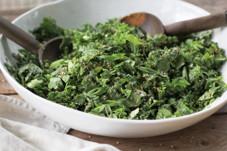 Emerald Greens Salad